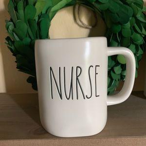 New Rae Dunn Nurse mug